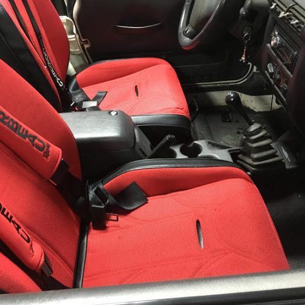 JeepTJ Interior