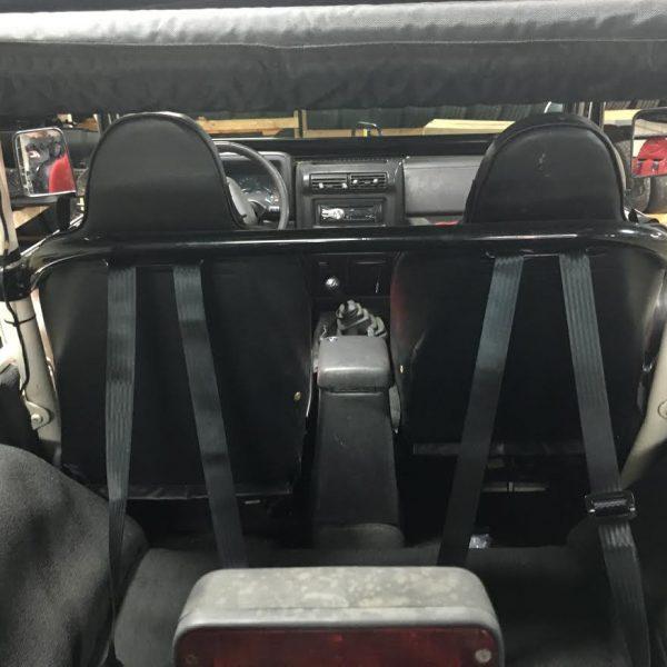 JeepTJ Interior1