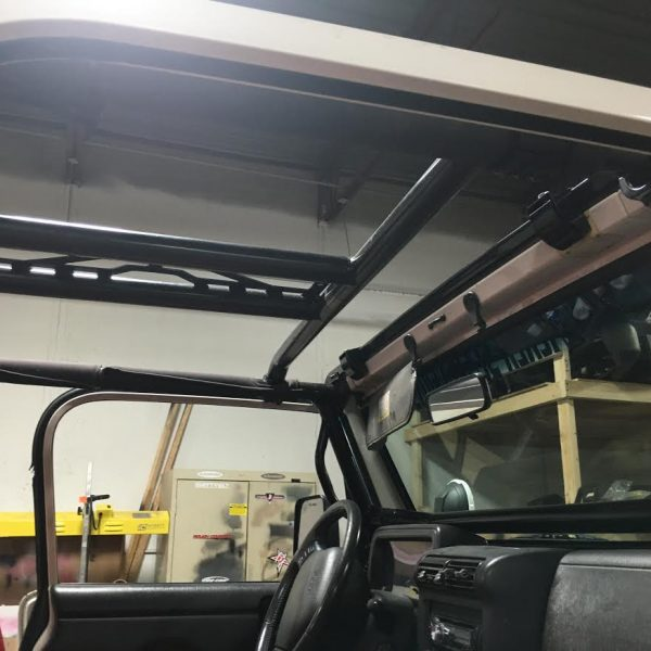 JeepTJ Roll Cage