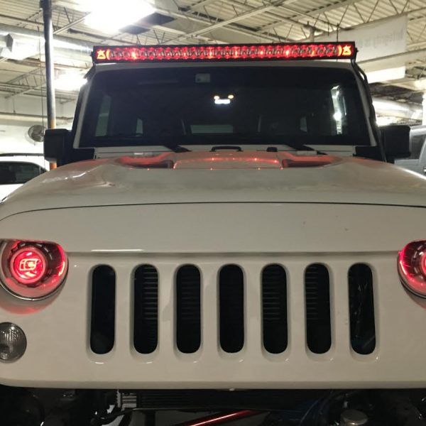 Sinister Jeep