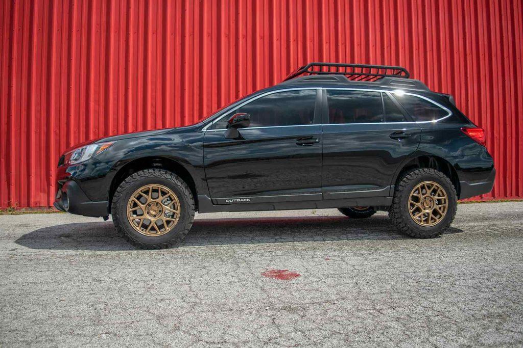 Subaru Outback Lift Kit >> Subaru - Integrity Customs