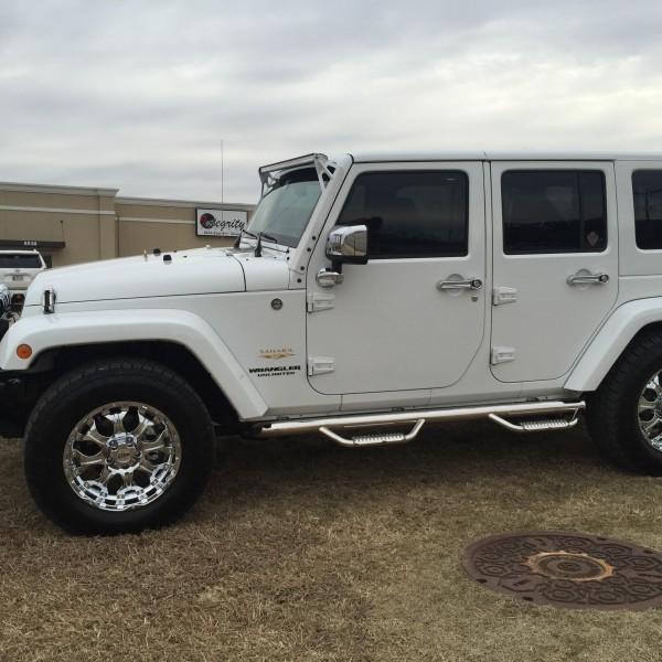 Jeep-Chrome