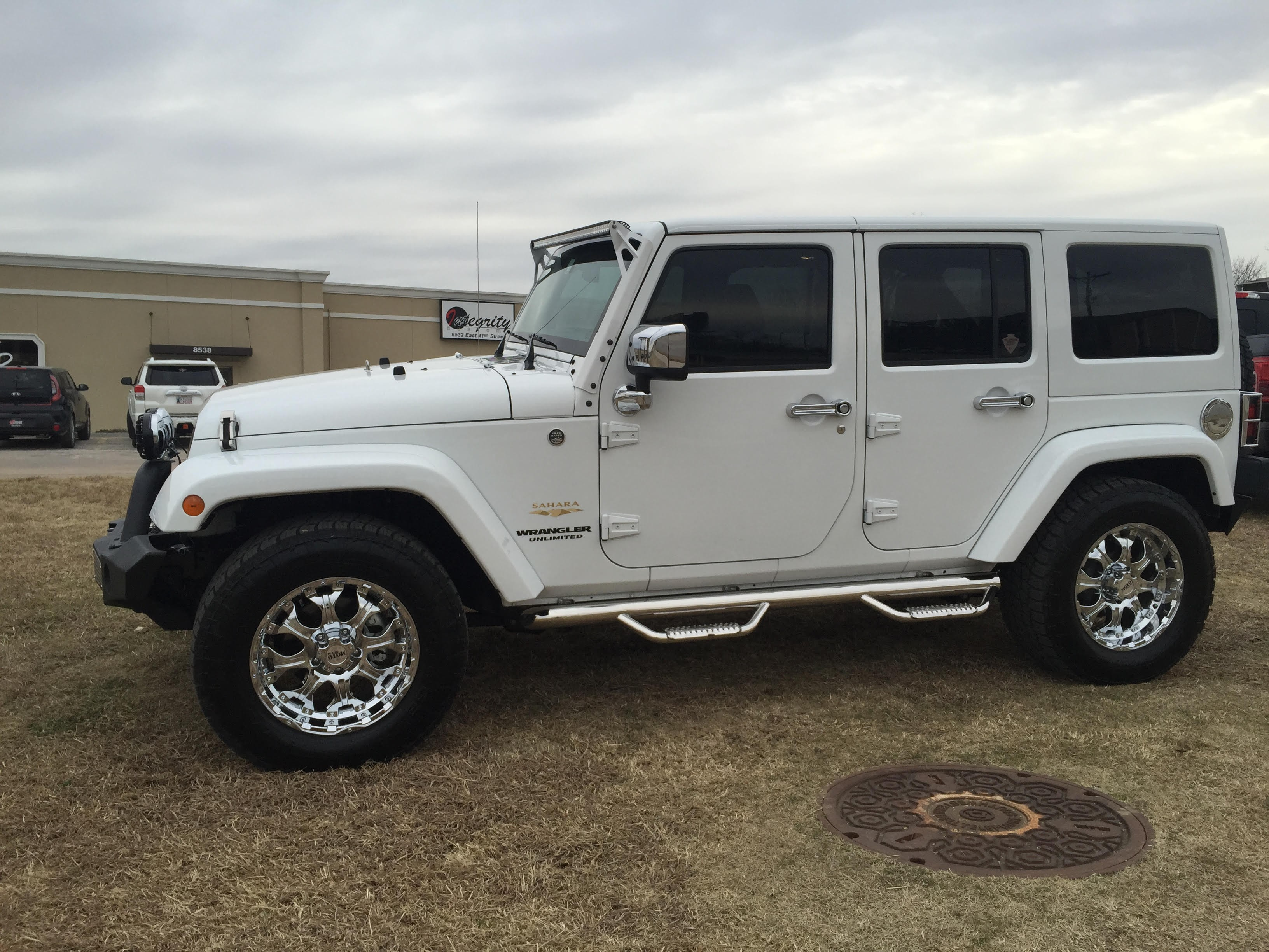 Jeep-Chrome