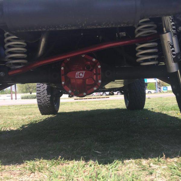 Jeep Diff Cover