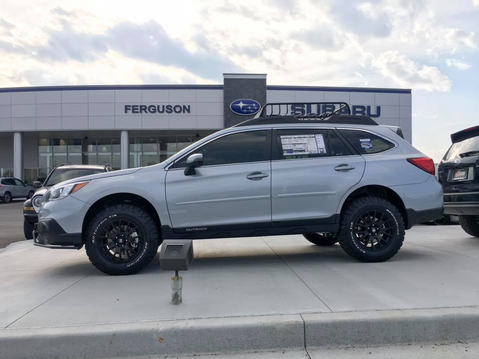 Subaru - Integrity Customs