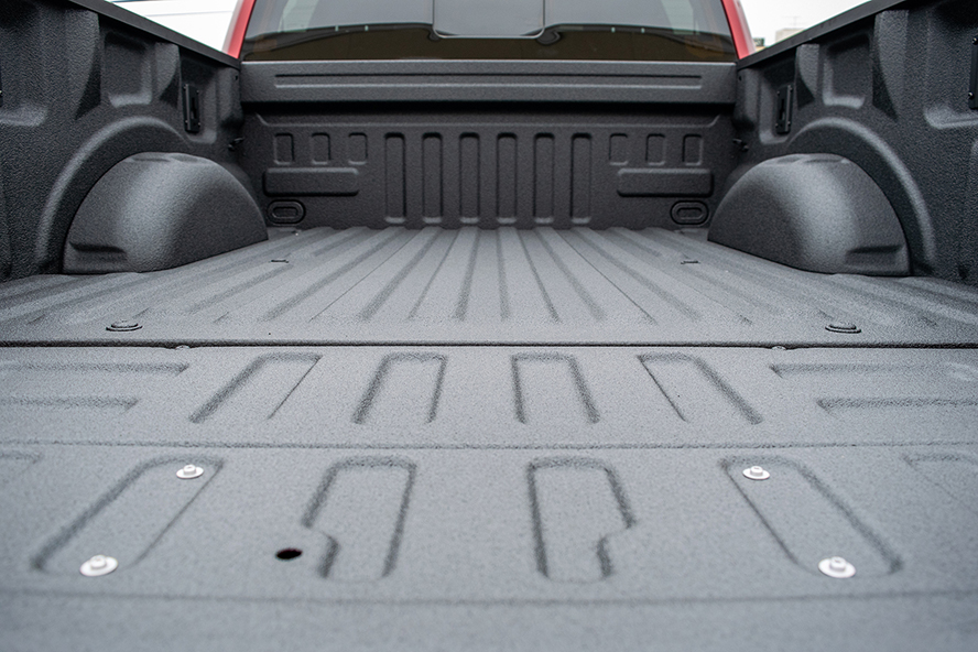 Spray-On Bedliner - Integrity Customs